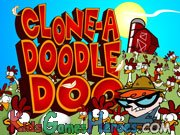 Play Dexter's Laboratory - Clone-a Doodle Doo