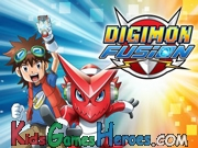 Play Digimon Fusion - Shoutmon Smash