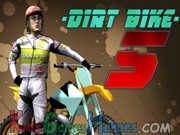 Dirt Bike 5 Icon