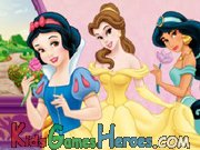 Play Disney Princess - Magic Garden Mayhem