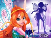 Play Winx Club: Dress Me Up Too
