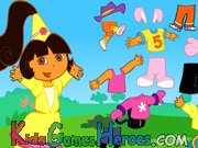 Play Dora Dress Up