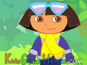 Play Dora the Explorer - Dress Up