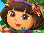 Play Dora the Explorer - Enchanted Forest Adventures