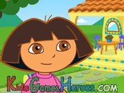 Play Dora the Explorer - La Casa de Dora