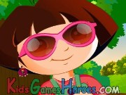 Play Dora the Explorer - New Dress Up