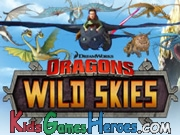 Play Dragons Riders Of Berk - Wildskies