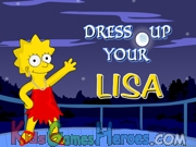 Play Dress Up your Lisa
