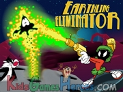 Earthling Eliminator Icon