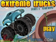 Play Extreme Trucks - Europe