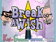 Play Fairly OddParents - Break a Wish