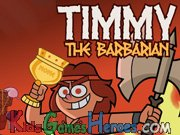 Fairly OddParents - Timmy the Barbarian Icon