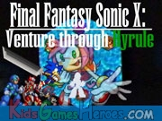 Play Final Fantasy - Sonic X2