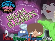 Fosters Home For Imaginary Friends - Dream Cleaners Icon
