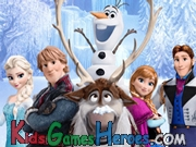 Play Frozen - Olaf Frost Reconstruction