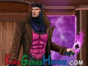 Play Gambit - Dress UP