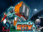 Play Generator Rex - Nanite Master