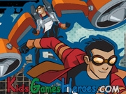 Generator Rex - Nanite Runner Icon