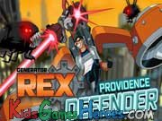Play Generator Rex - Providence Defender