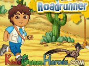 Go Diego Do - The Great Roadrunner Race Icon