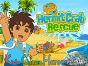 Play Go Diego Go - Hermit Crab Rescue