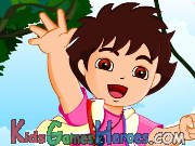 Go Diego Go - New Dress Up Icon