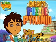 Go Diego Go -  Puzzle Pyramid Icon