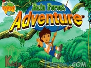 Play Go Diego Go - Rain Forest Adventure