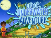 Go Diego Go -  Underwater Adventure Icon