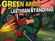 Green Arrow - Lastman Standing Icon