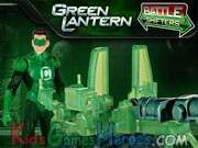 Play Green Lantern - Battle Shifters