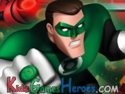 Play Green Lantern - Crimson Clash