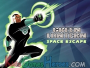 Play Green Lantern - Space Escape