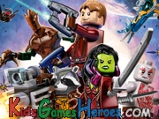 Play Guardians Of The Galaxy - Lego Game