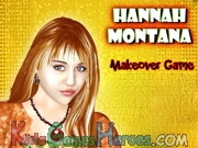 Play Hannah Montana Makeover