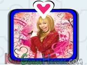 Play Hannah Montana puzzle game