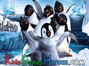 Play Happy Feet 2 - Movie Trailer