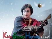 Play Harry Potter Quidditch Keeper