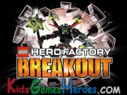 Hero Factory Breakout Icon