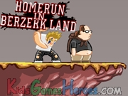 Play Homerun in Berzerk Land