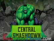 Hulk Central Smashdown Icon