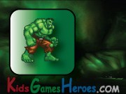 Play Hulk - Heroes Defence