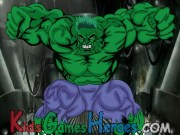 Play Hulk - New Dress Up