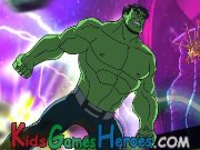 Play Hulk - Smash Gamma Storm