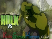 Play Hulk Vs