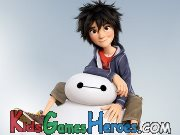 Play Big Hero 6 - Big Hero Shootout