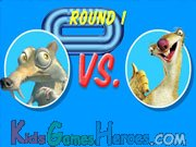 Play Ice Age 3 - Track Derby