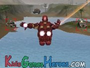 Play Iron Man 2 - Upgraded