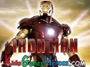 Iron Man - City Flight Icon