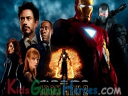 Play IronMan 2 - Trailer